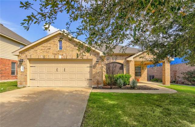 309 Floating Leaf Dr, Hutto, TX 78634 (#3322206) :: Lancashire Group at Keller Williams Realty