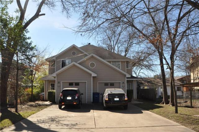609 E 49th St A, Austin, TX 78751 (#3323096) :: The Perry Henderson Group at Berkshire Hathaway Texas Realty
