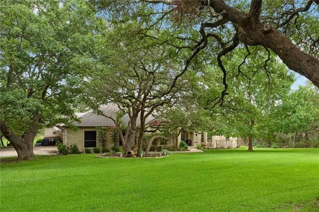 313 Allen Cir, Georgetown, TX 78633 (#3323833) :: Papasan Real Estate Team @ Keller Williams Realty