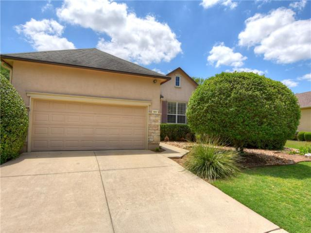 253 Trail Of The Flowers, Georgetown, TX 78633 (#3324625) :: RE/MAX Capital City