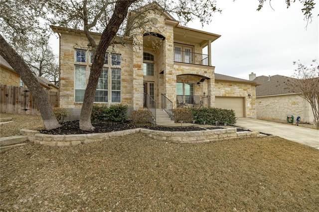 809 Canyon Springs Dr, Cedar Park, TX 78613 (#3325684) :: Papasan Real Estate Team @ Keller Williams Realty