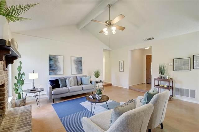 1101 Stoneoak Ln, Austin, TX 78745 (#3325766) :: Douglas Residential