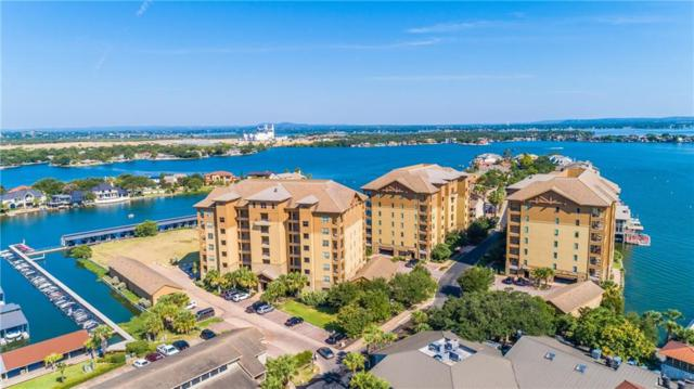101 West Bank #54, Horseshoe Bay, TX 78657 (#3326055) :: Douglas Residential