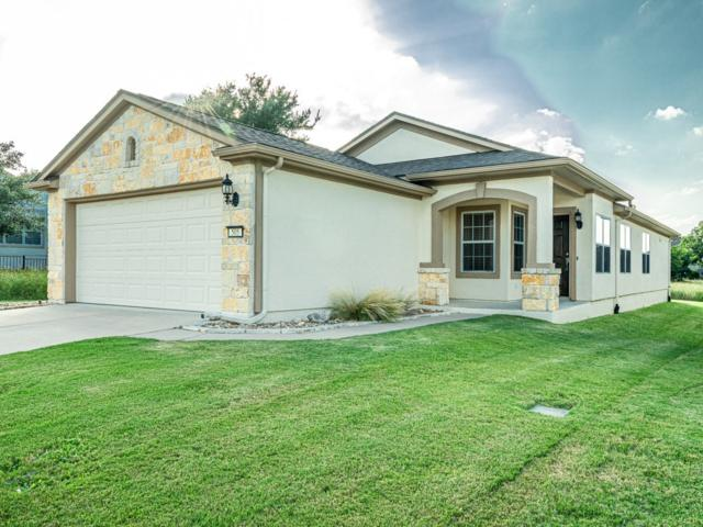 505 Copper Breaks Dr, Georgetown, TX 78633 (#3327584) :: Papasan Real Estate Team @ Keller Williams Realty