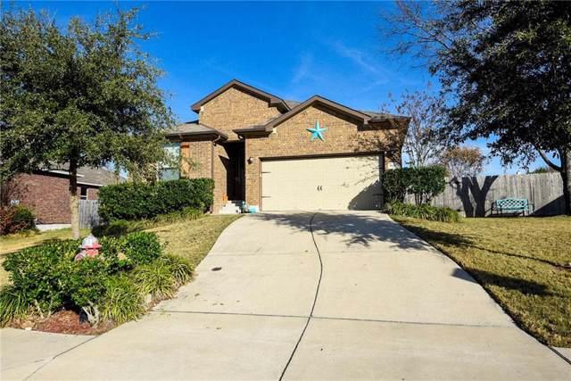 1151 Huntington Trl, Round Rock, TX 78664 (#3329571) :: The Heyl Group at Keller Williams