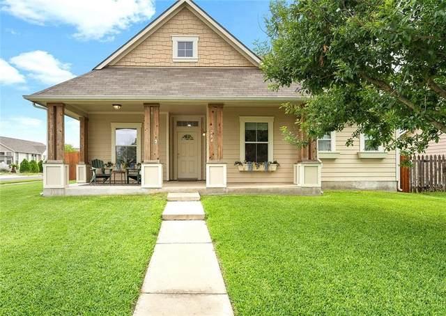 264 Newberry Trl, San Marcos, TX 78666 (#3329924) :: Sunburst Realty