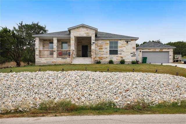 20606 Falcon, Lago Vista, TX 78645 (#3334204) :: Zina & Co. Real Estate