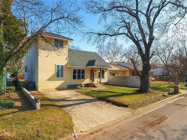 5313 Avenue H, Austin, TX 78751 (#3336780) :: The Heyl Group at Keller Williams