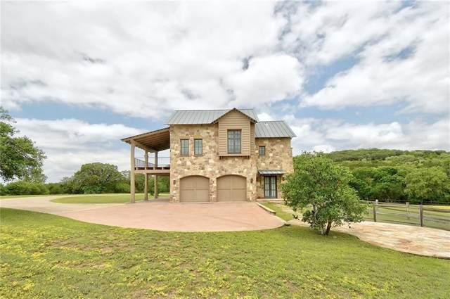 1100 Wolf Creek Ranch Rd, Burnet, TX 78611 (#3339282) :: Papasan Real Estate Team @ Keller Williams Realty