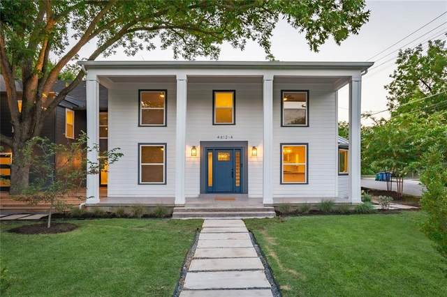 4612 Caswell Ave, Austin, TX 78751 (#3341315) :: The Heyl Group at Keller Williams