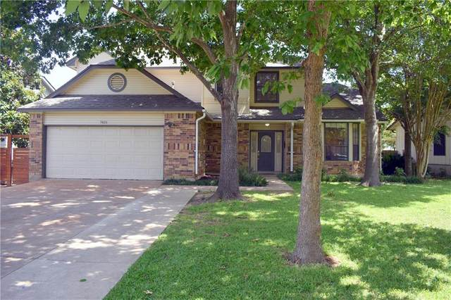7421 Whistlestop Dr, Austin, TX 78749 (#3342974) :: The Perry Henderson Group at Berkshire Hathaway Texas Realty
