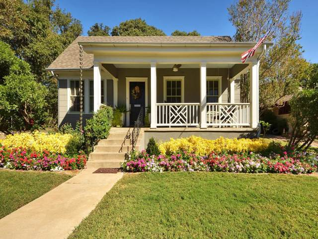 700 E 43rd St, Austin, TX 78751 (#3345720) :: The Perry Henderson Group at Berkshire Hathaway Texas Realty