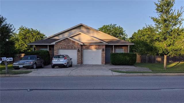 2300 S Bagdad Rd, Leander, TX 78641 (#3345974) :: First Texas Brokerage Company