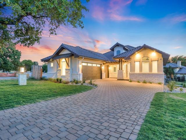 501 Free Rein, Horseshoe Bay, TX 78657 (#3348195) :: Papasan Real Estate Team @ Keller Williams Realty