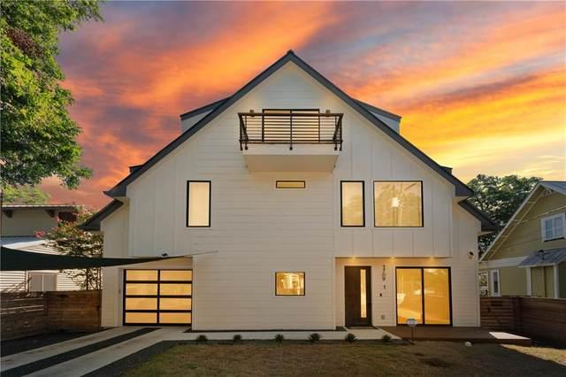 1709 Walnut Ave #1, Austin, TX 78702 (#3348646) :: Papasan Real Estate Team @ Keller Williams Realty