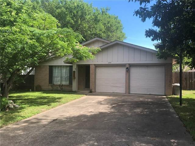 1204 Kenyon Dr, Austin, TX 78745 (#3349668) :: The Heyl Group at Keller Williams