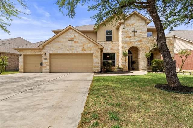 107 Buckshot Way, Cedar Park, TX 78613 (#3353590) :: The Summers Group