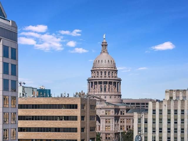800 Brazos St #1007, Austin, TX 78701 (#3353836) :: Ben Kinney Real Estate Team