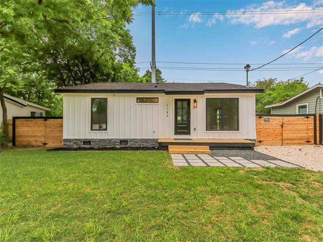 1146 Richardine Ave, Austin, TX 78721 (#3354895) :: The Perry Henderson Group at Berkshire Hathaway Texas Realty