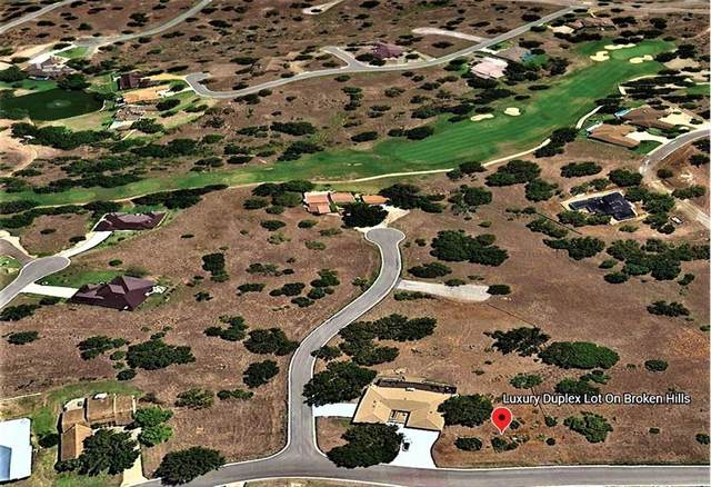 0 Broken Hills Dr, Horseshoe Bay, TX 78657 (#3355079) :: Realty Executives - Town & Country