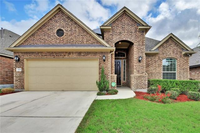 2237 Yaupon Range Dr, Leander, TX 78641 (#3356073) :: The Gregory Group
