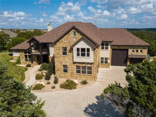 2101 High Lonesome, Leander, TX 78641 (#3356535) :: Papasan Real Estate Team @ Keller Williams Realty