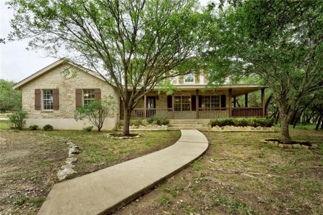 805 Oakwood Ln, Dripping Springs, TX 78620 (#3356808) :: The Gregory Group