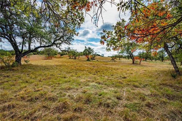 Lot 168 Cedar Mountain Dr, Marble Falls, TX 78654 (#3359038) :: Lancashire Group at Keller Williams Realty