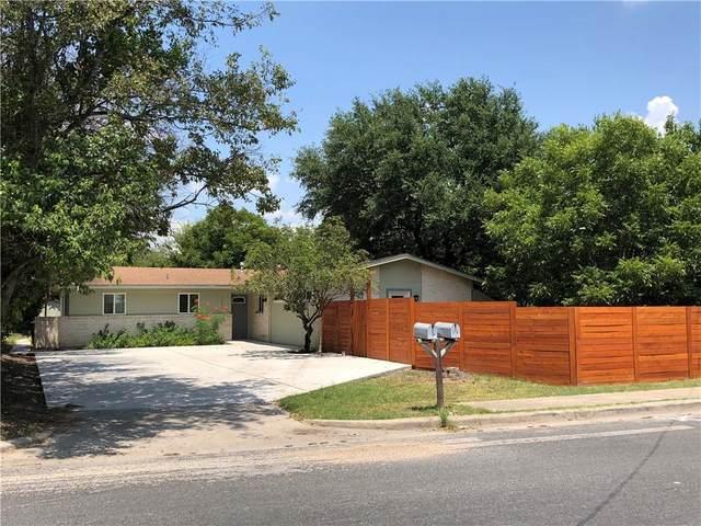 5407 Westminster Dr, Austin, TX 78723 (#3360629) :: Papasan Real Estate Team @ Keller Williams Realty
