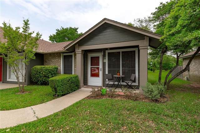 1015 E Yager Ln #88, Austin, TX 78753 (#3361857) :: The Heyl Group at Keller Williams
