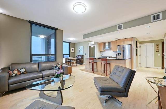 300 Bowie St #2503, Austin, TX 78703 (#3363519) :: The Heyl Group at Keller Williams