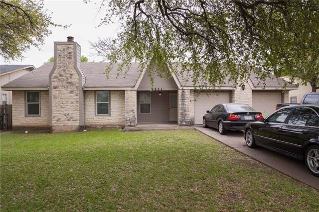8804 Piney Point Dr, Austin, TX 78729 (#3364794) :: Ben Kinney Real Estate Team
