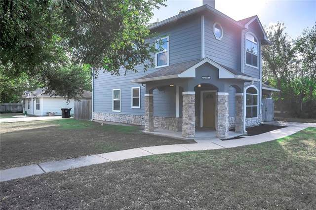 205 College St A-B, Hutto, TX 78634 (#3365279) :: 12 Points Group