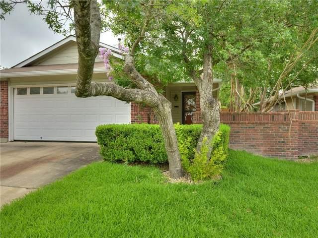 12303 Furrow Cv A, Austin, TX 78753 (#3365980) :: Green City Realty