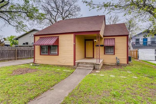 1035 E 44th St, Austin, TX 78751 (MLS #3367888) :: Green Residential
