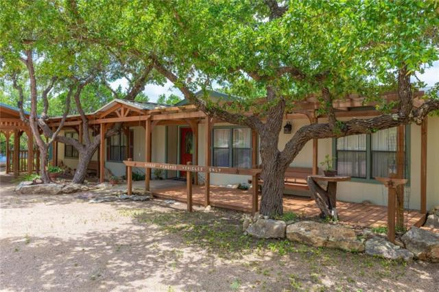 699 Hillview Cir, Dripping Springs, TX 78620 (#3368151) :: The Gregory Group