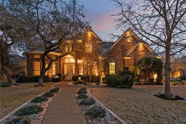 1531 Shinnecock Hills Dr, Georgetown, TX 78628 (MLS #3368287) :: NewHomePrograms.com