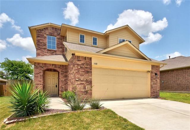 380 Northern Flicker St, Kyle, TX 78640 (#3369264) :: Zina & Co. Real Estate