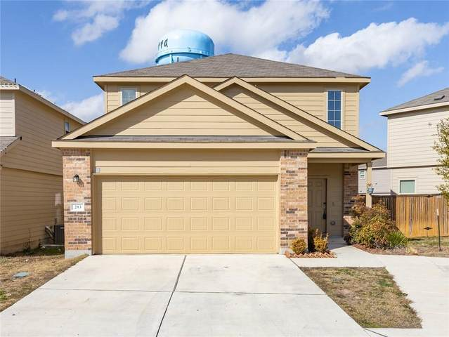 283 Circle Way 7B, Jarrell, TX 76537 (#3370096) :: Realty Executives - Town & Country