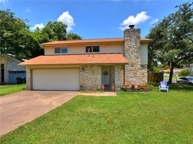 10100 Osprey Ct, Austin, TX 78750 (#3372529) :: Papasan Real Estate Team @ Keller Williams Realty