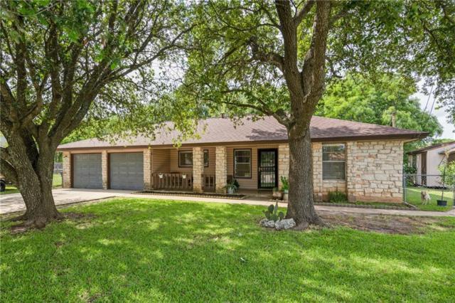 707 Garden Villa Cir, Georgetown, TX 78628 (#3372697) :: Watters International