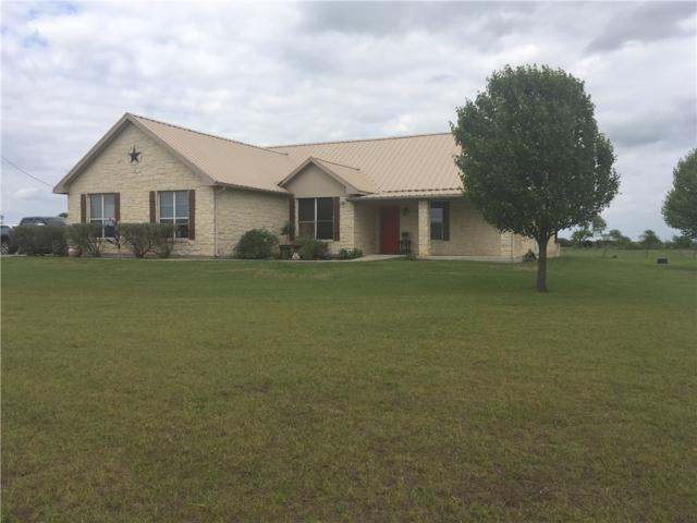1410 County Road 332, Jarrell, TX 76537 (#3373251) :: NewHomePrograms.com LLC