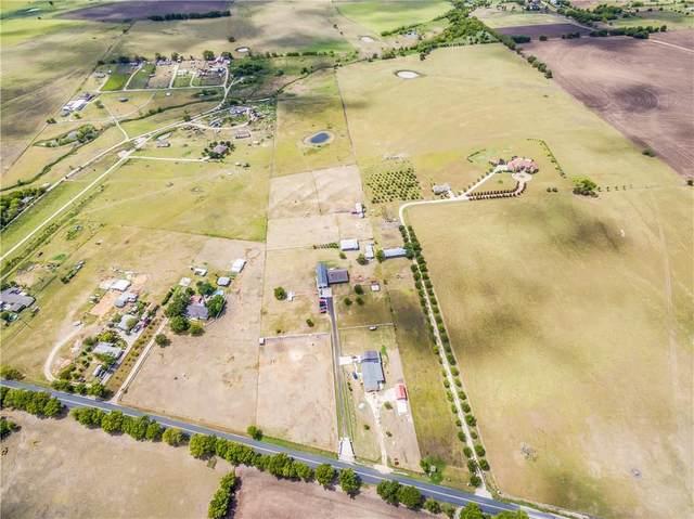 20690 Cameron Rd, Coupland, TX 78615 (#3373793) :: Lancashire Group at Keller Williams Realty