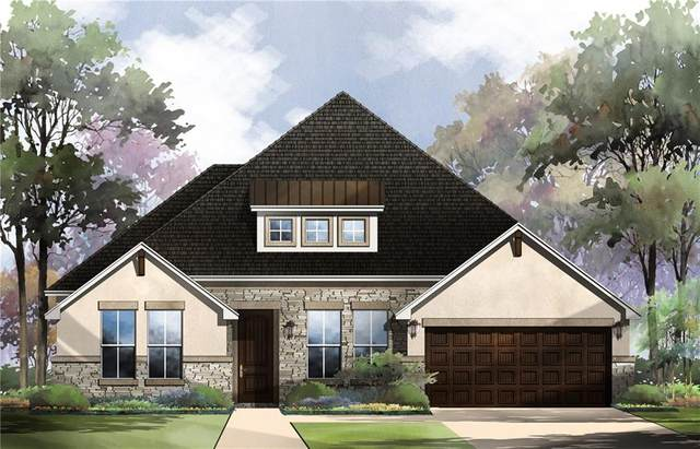 1060 Creeks Edge Vw, Leander, TX 78641 (MLS #3378410) :: Brautigan Realty