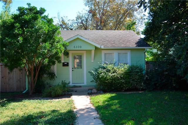 5109 Martin Ave, Austin, TX 78751 (#3381648) :: Ben Kinney Real Estate Team