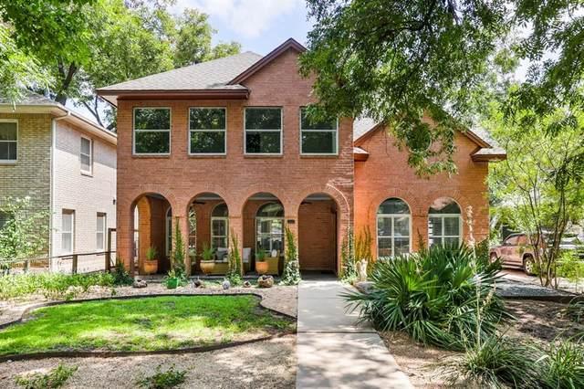 4009 Avenue H, Austin, TX 78751 (#3381703) :: Ben Kinney Real Estate Team