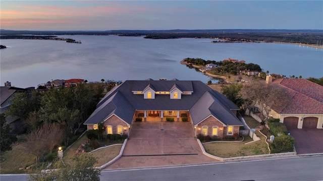 109 Dalton Cir, Horseshoe Bay, TX 78657 (#3382096) :: All City Real Estate