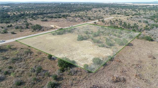 6 Acres Lot 10A W Innovation Loop, Marble Falls, TX 78654 (#3382894) :: Papasan Real Estate Team @ Keller Williams Realty