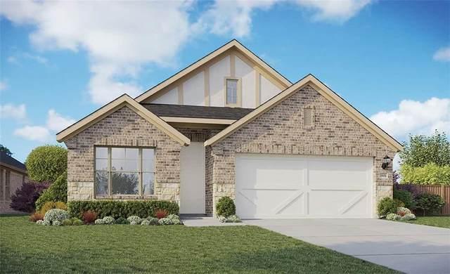 1100 Ridge Runner Dr, Georgetown, TX 78628 (#3384728) :: Ben Kinney Real Estate Team