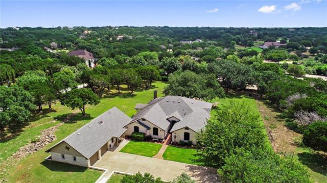 401 Twin Springs Rd, Georgetown, TX 78633 (#3385097) :: The Heyl Group at Keller Williams